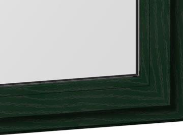 Yeşil Pencere Pimapen Kaplama